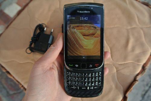 Смартфон Blackberry 9800 рабочий