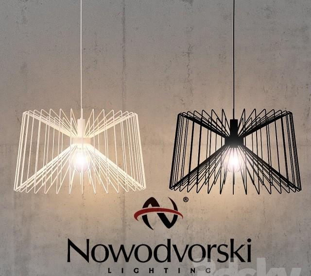 Продам подвесные светильники Nowodvorski Ness