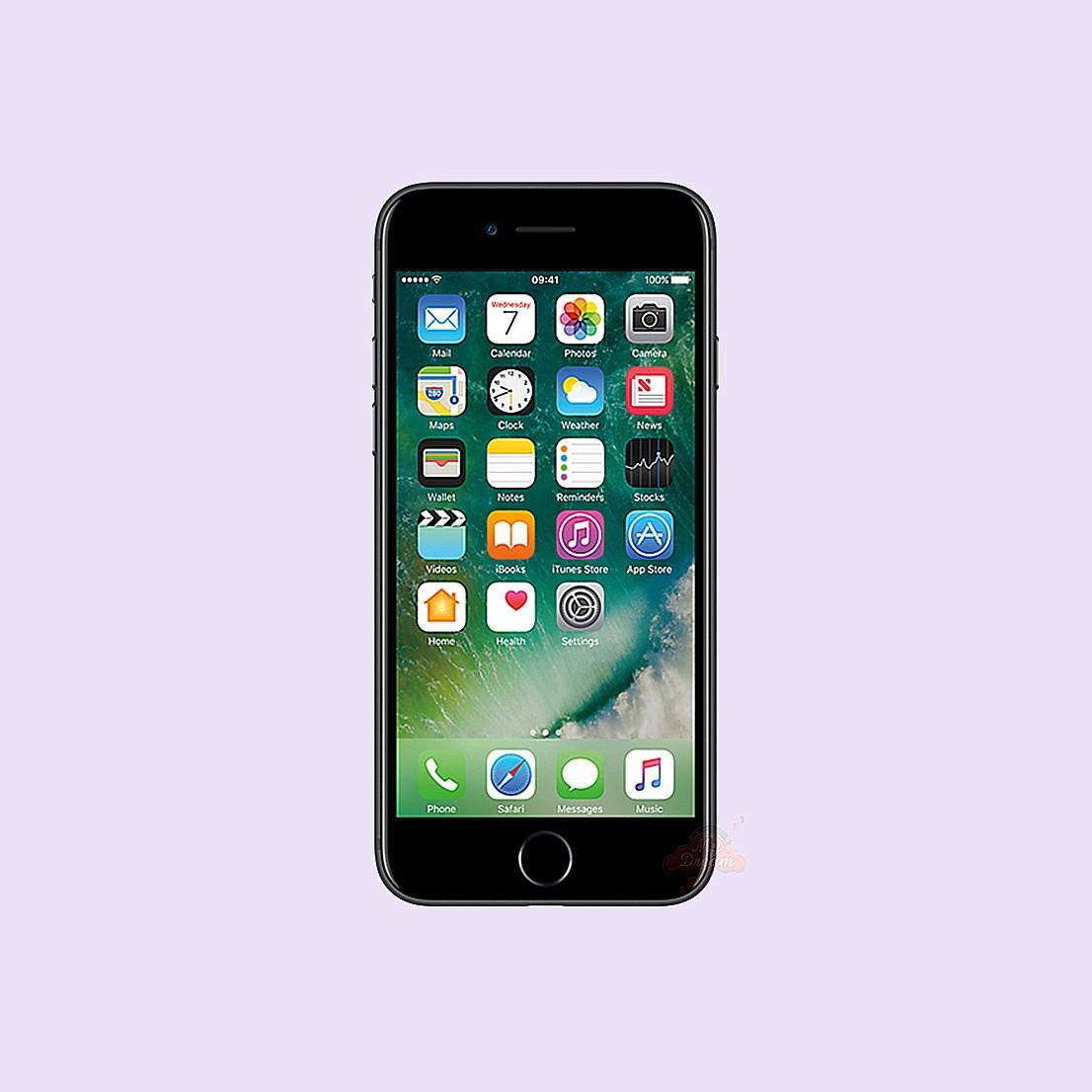 Магазин My Dream!Новые!Оригинал!!Apple IPhone 7 128 GB Black
