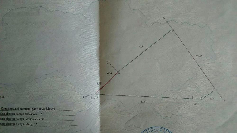 Продам участок в Приозерном