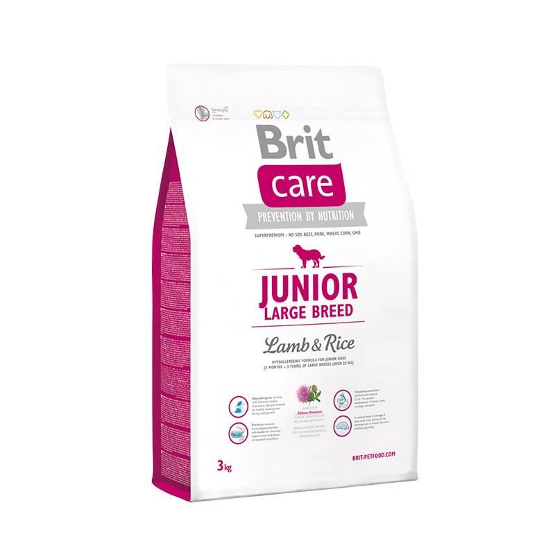 Brit Care Junior Large Breed Lamb & Rice Доставка кривой рог