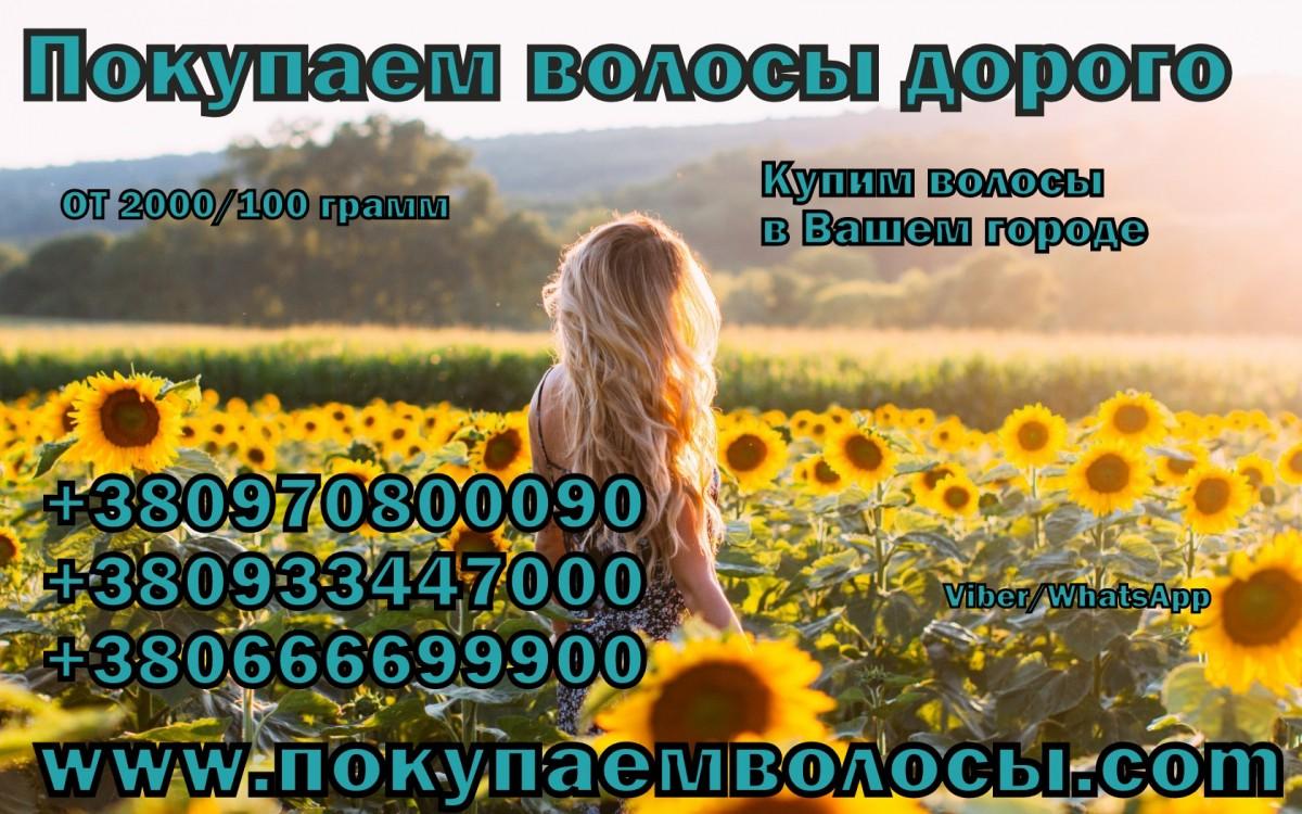 Продать  волосы в Николаеве дорого Покупаем волосы дороже всех
