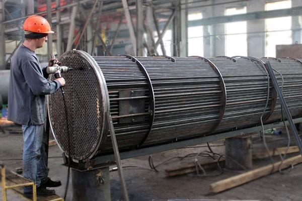 Слесарь-сборщик металлоконструкций в Латвию (Латвия)