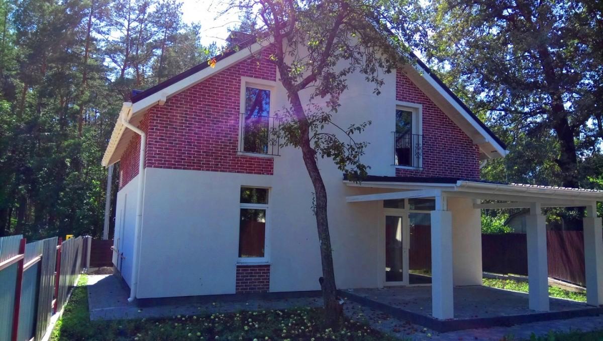 Цегляний Будинок 158 кв.м., ділянка 5 сот. Навпроти лісу в Ірпені