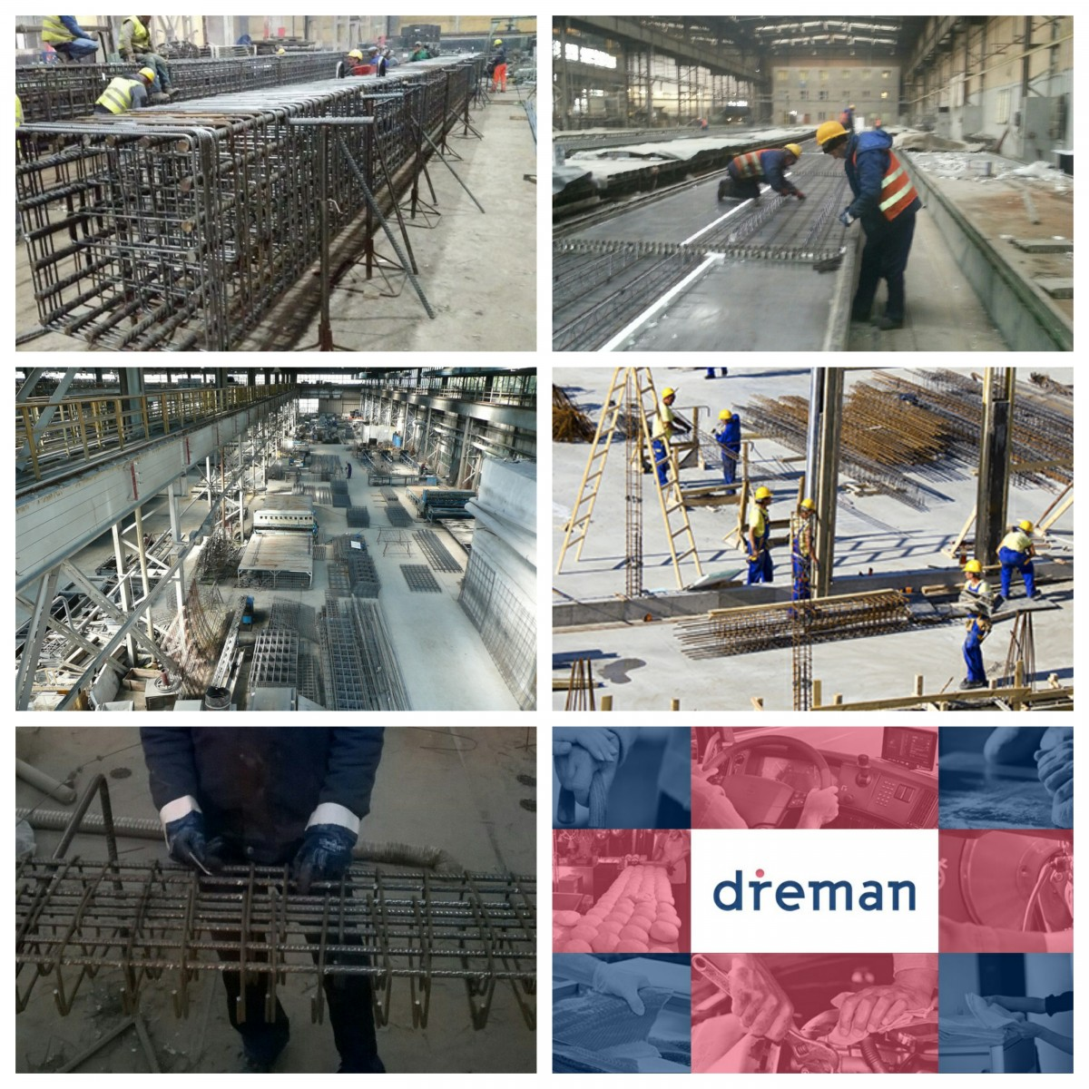 Требуются бетонщики-арматурщики на фабрику в Польшу