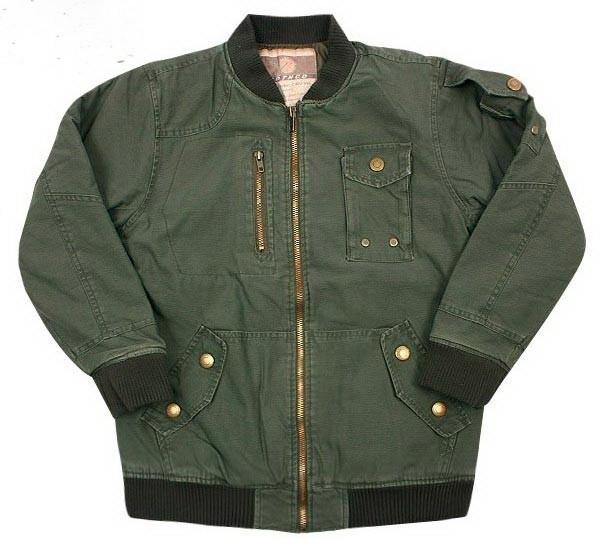 Куртка винтажная летная Rothco Vintage CWU-99E Enhanced Flight Jacket