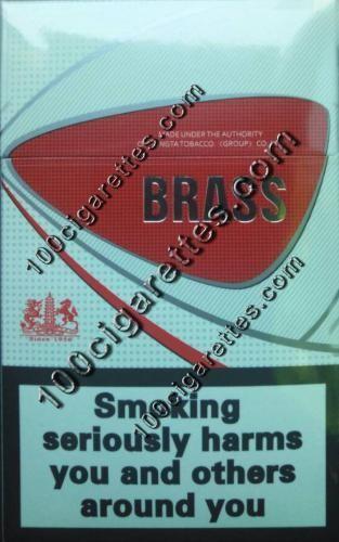 Продам оптом сигареты  Brass
