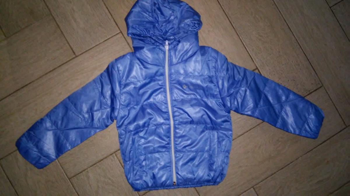 Куртка на возраст от 3 до 7 лет.