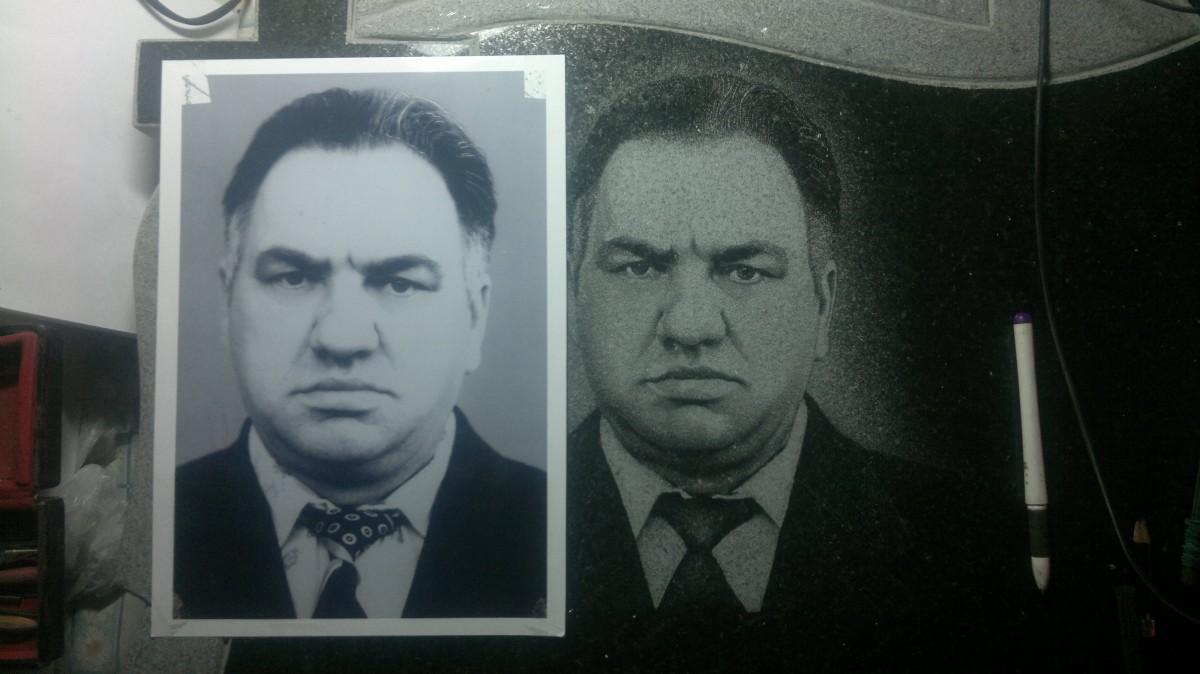 Художник-портретист, гравировщик
