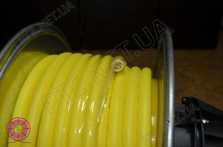 Пружинний кабельний барабан
