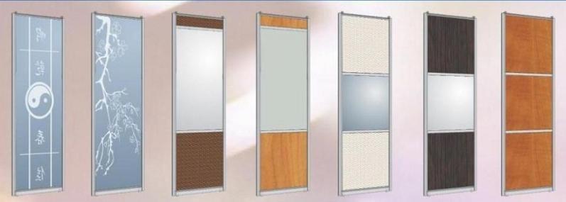Двери для шкафов-купе от производителя: - дом и сад / мебель.