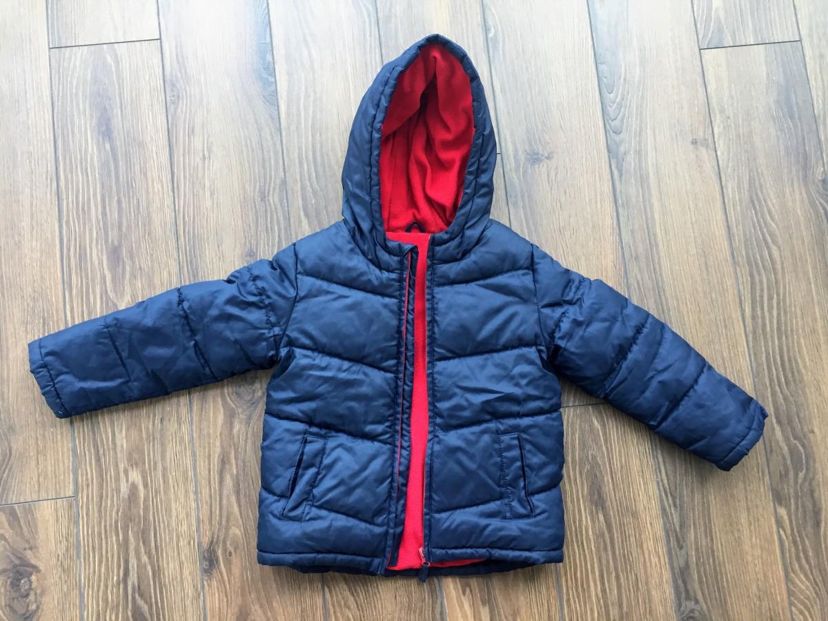 Зимняя курточка Marks&Spencer