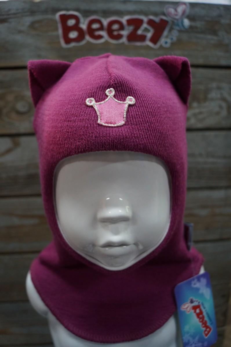 Шапка шлем от ТМ Beezy зима