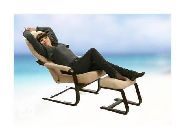 Кресло качалка Релакс-Комфорт для отдыха и полного восстановления сил