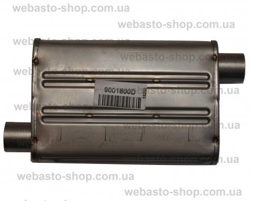 Webasto Глушитель выхлопных газов Диаметр 22, TT1250 V