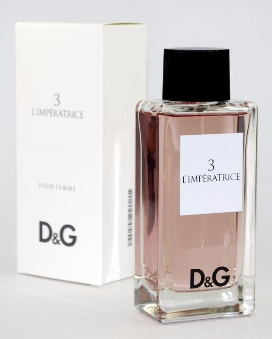 Туалетная вода Dolce & Gabbana 3 L'Imperatrice.Качественная копия