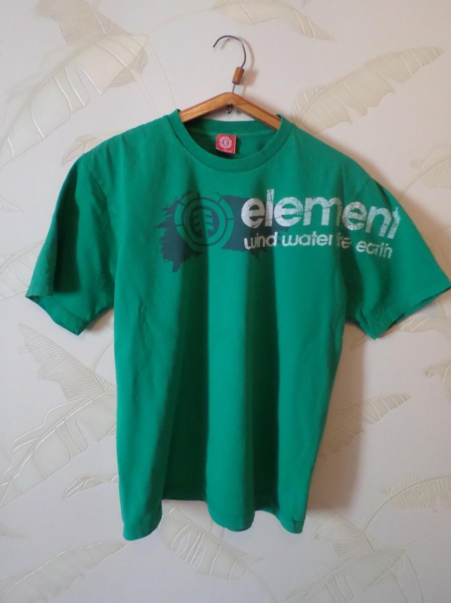 Element футболка скейт