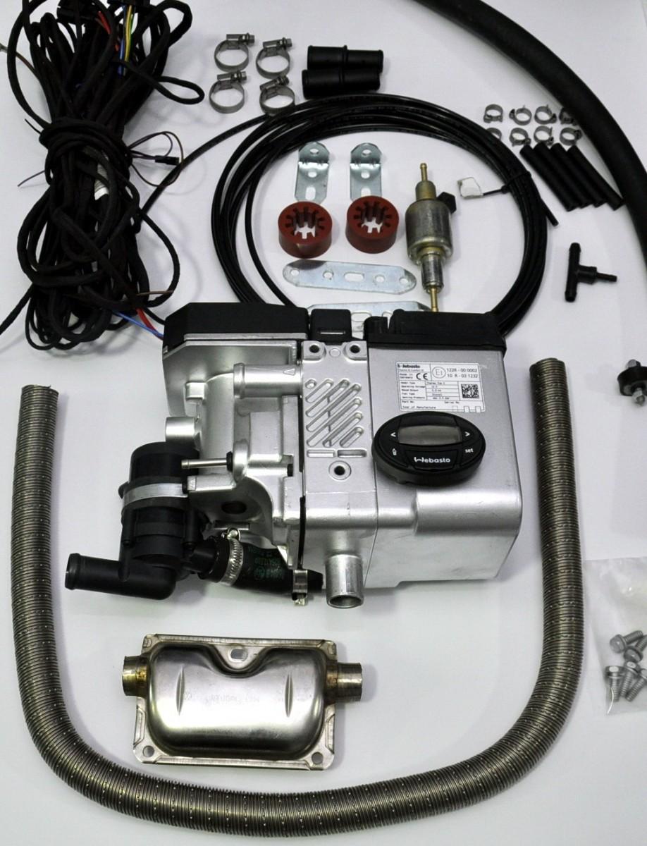 Webasto Webasto Thermo top C 12 volt (Diesel)