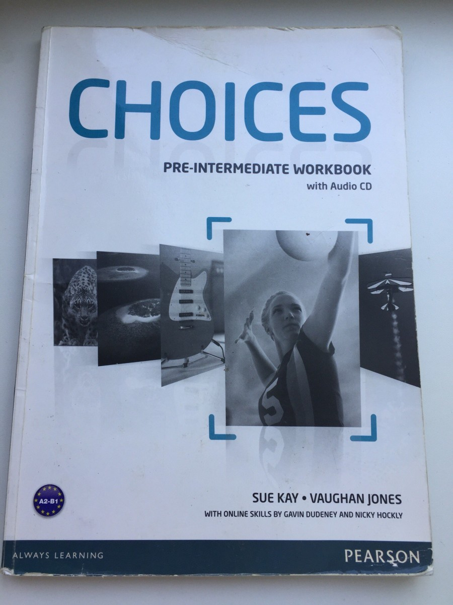 По choices book students гдз pre-intermediate