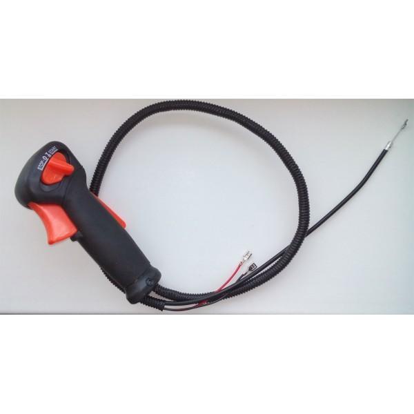 Ручка управления для мотокосы STIHL FS55 в комплекте