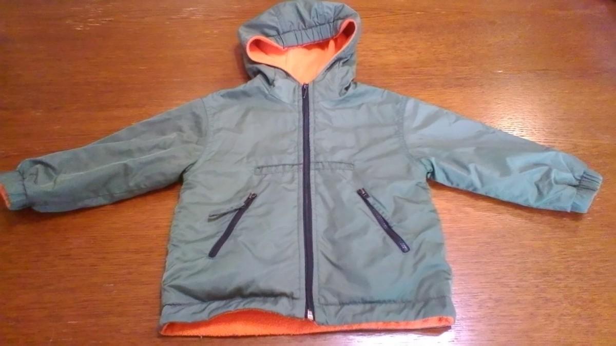 Куртка на мальчика 2-3 года весна- теплая осень