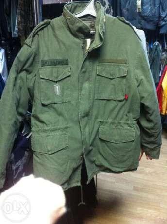 Куртки M-65 с подкладкой Rothco Vintage (usa)