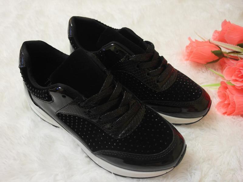 Кроссовки в стиле air max 36 - 23.5 см