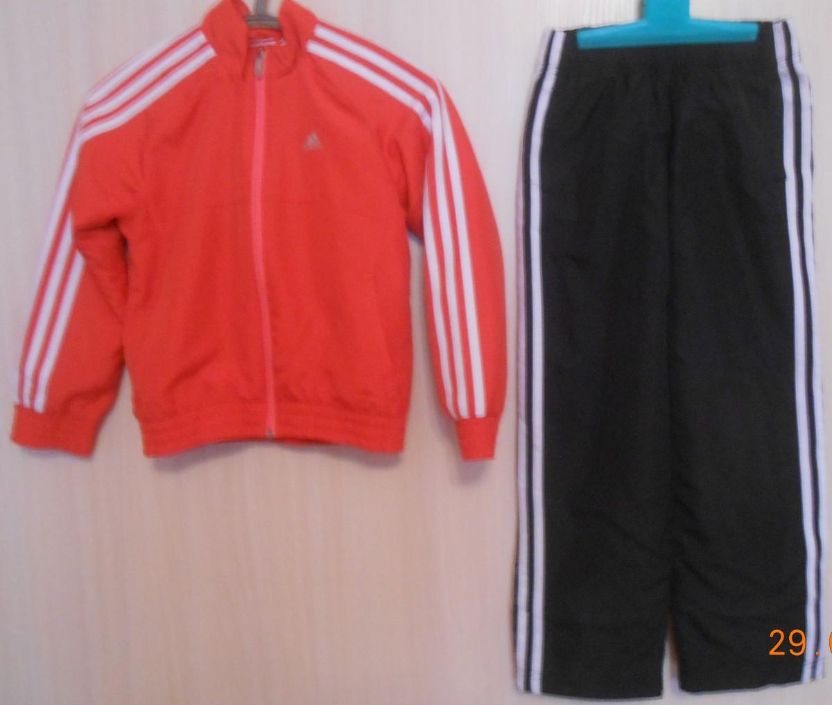 Спортивный костюм Adidas на рост 128