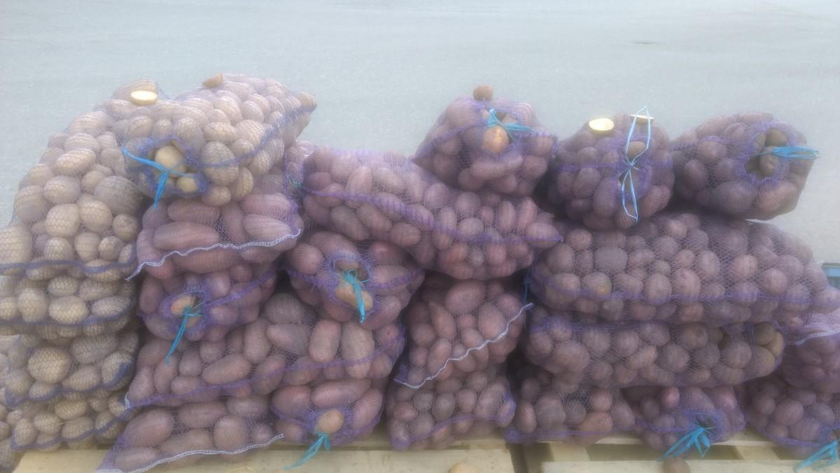 Картофель от населения с доставкой на дом
