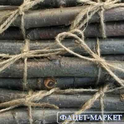 Палочки, ветви, хворост натуральные для декора и рукоделия