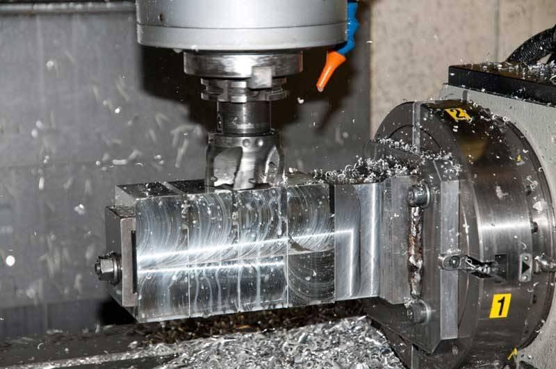 Фрезерные работы, фрезерные работы по металлу