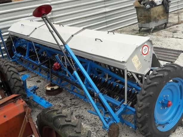 Сеялка зерновая сз-5, 4 после капитального ремонта СЗ-5. 4
