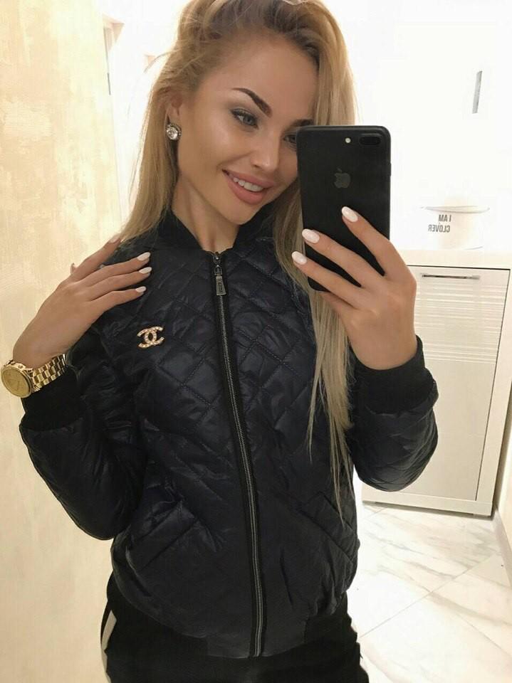 Куртка Chanel - хитовая новинка по супер цене!!!