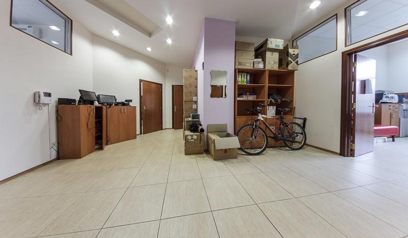 Офисное помещение 120 кв.м. ул. Гончара 36Б. Центр.
