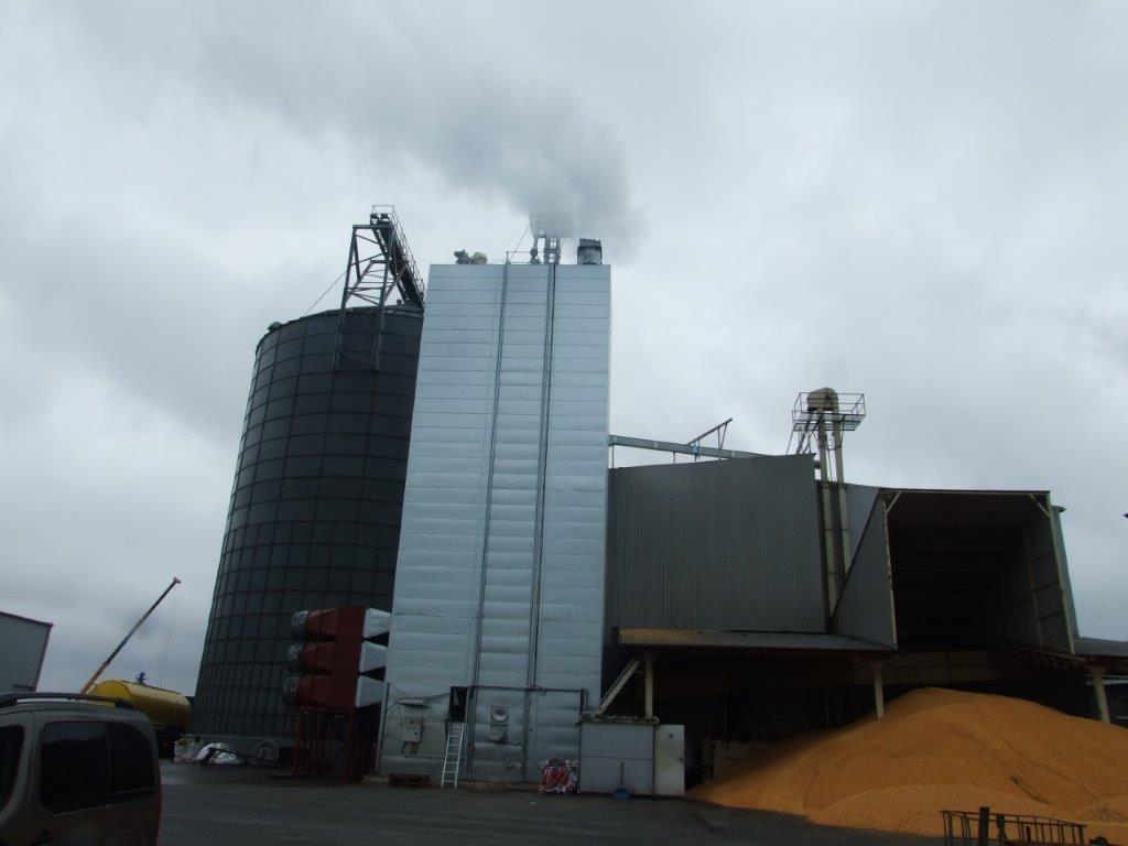 Польская энергосберегающая зерносушилка ARAJ