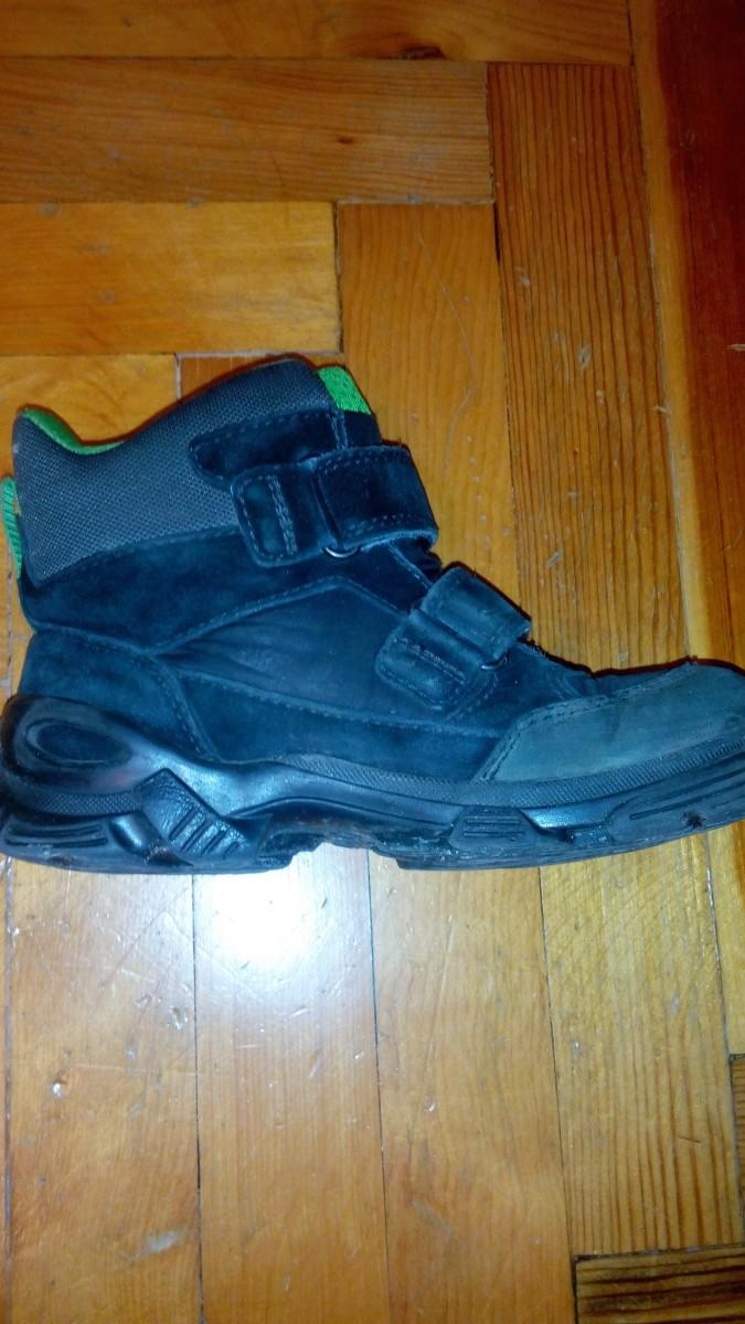 6d321d05ae64 Детские зимние ботинки ECCO  200 грн - Детский мир   Детская обувь ...