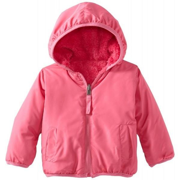 Куртка двухсторонняя шерпа