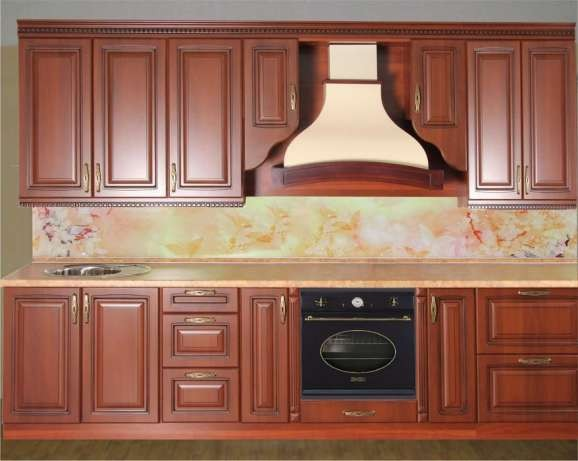 Изготовление Качественных Кухонь любого размера