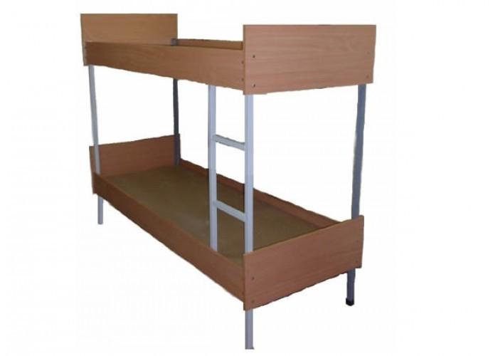 КМД-4 190см*70см (кровать для хостелов, гостиниц, общежитий)