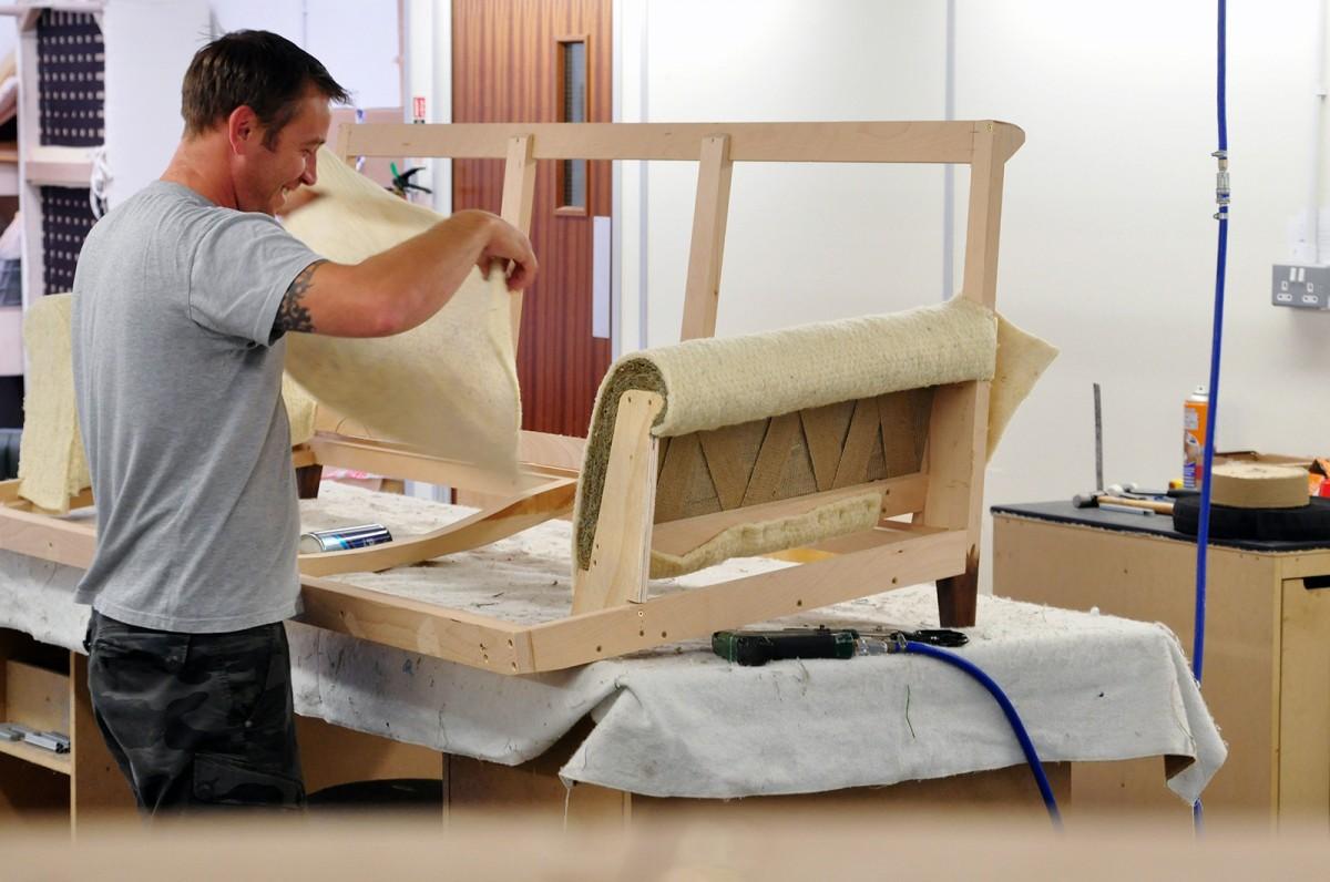 Фабрика по производству мягкой мебели euro work.