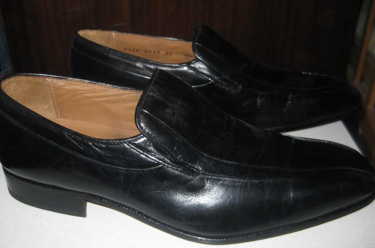 Продам кожаные туфли НОВЫЕ