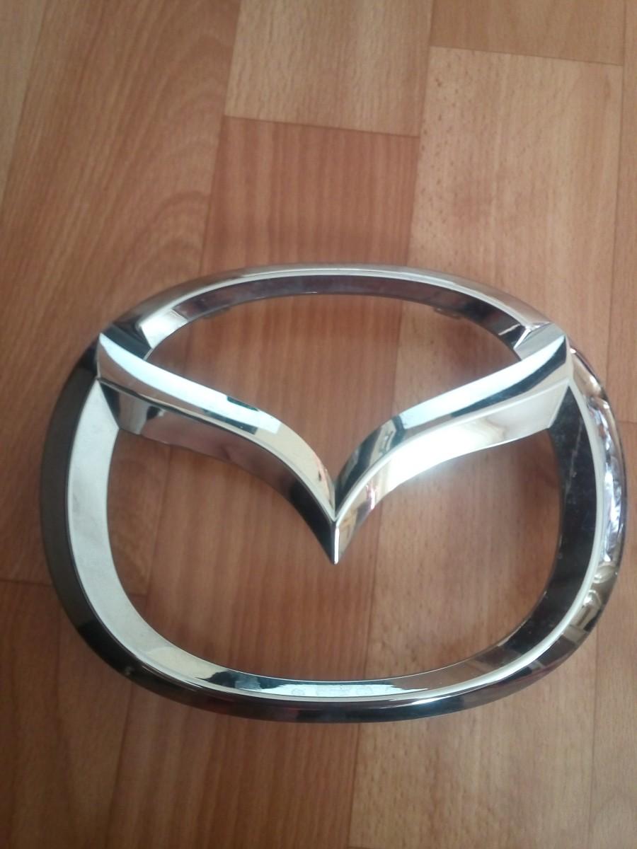 значок эмблема Mazda CX5