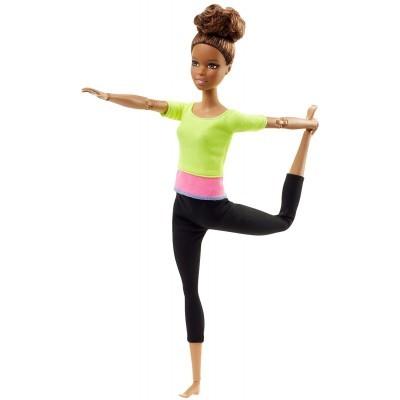 Куклы Барби, серия Йога, Двигайся как я
