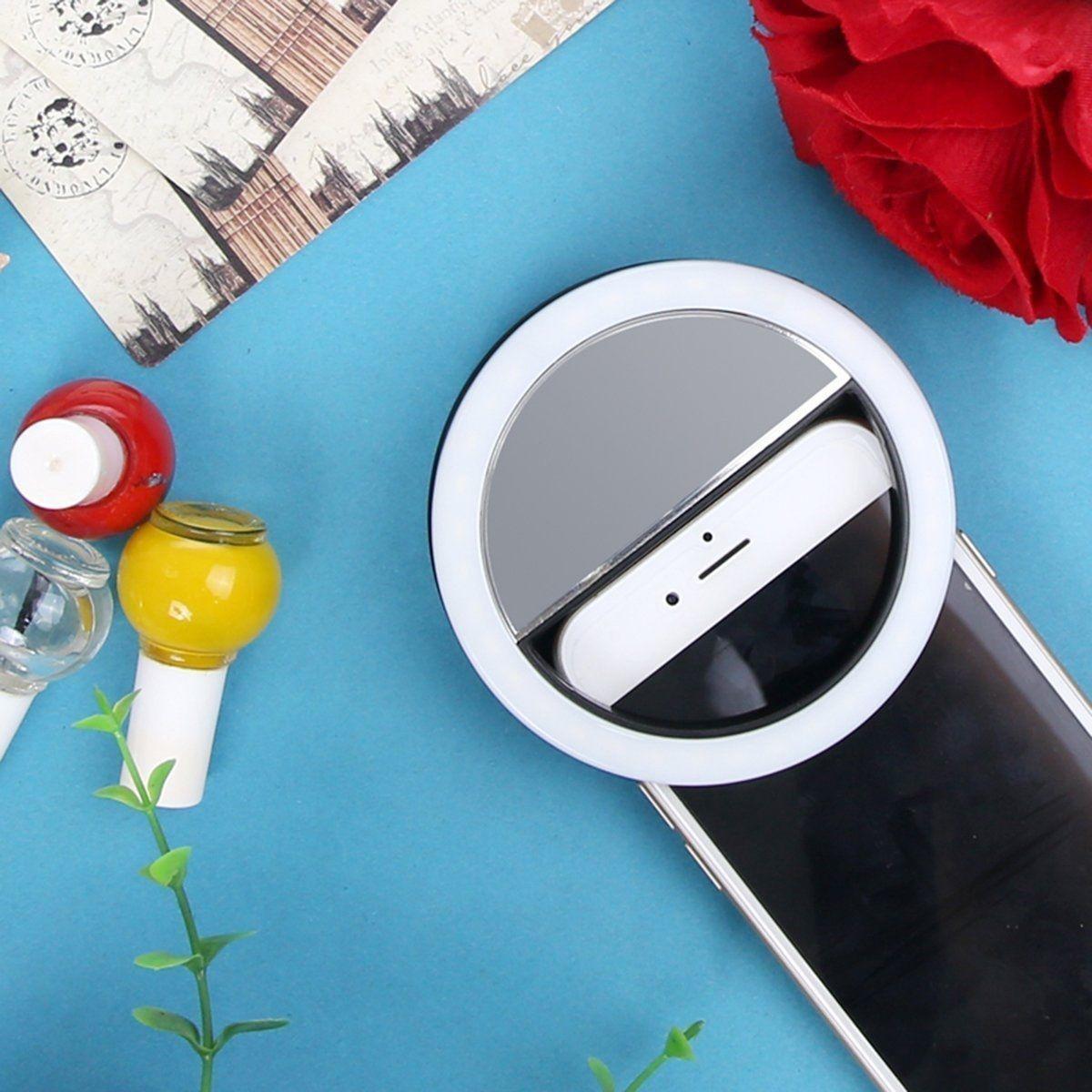 Селфи-кольцо Selfie Ring Light