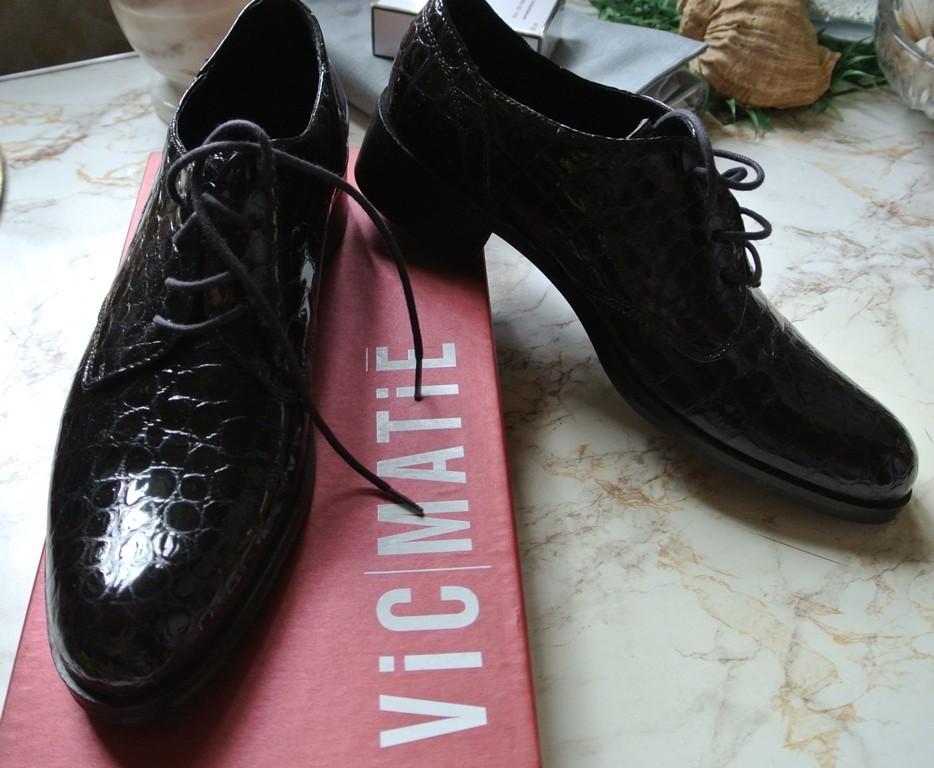 Туфли женские 37, 5 VIC MATIE НОВЫЕ