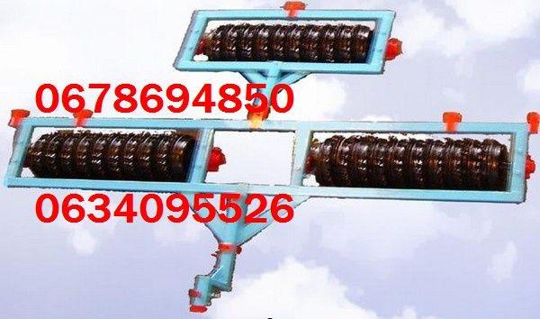 Каток зубчато-кольчатый ККН-2,8ПМ Рабочая ширина захвату 2,8 м,