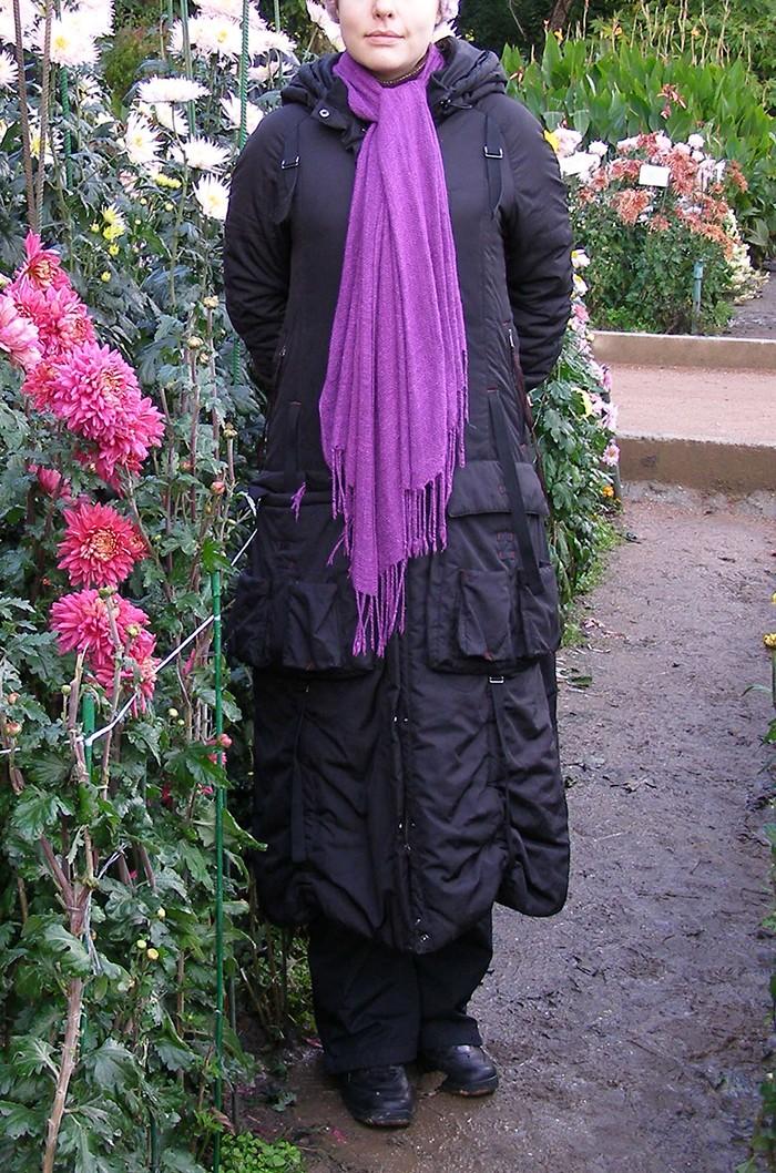Куртка-пальто iconoclast франция м