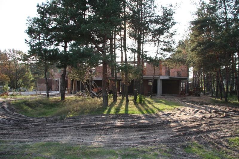 Недострой дома 2000м2 в сосновом бору, Вышгород, Хотяновка