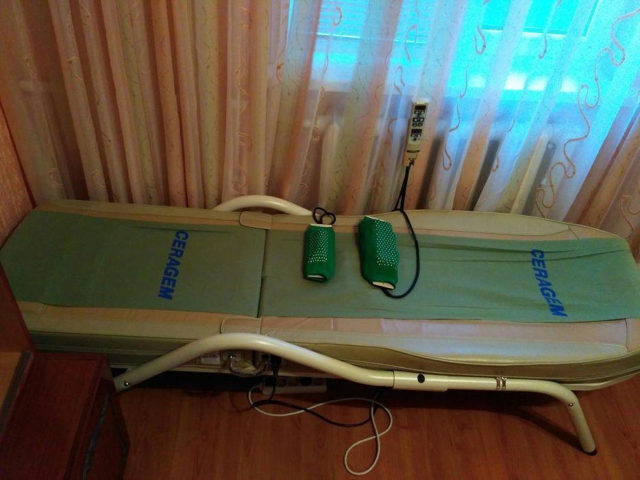Продам масажную кровать Серагем