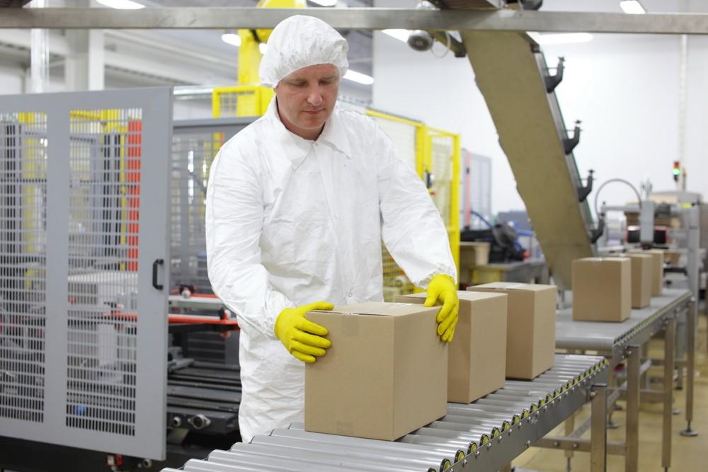 Упаковщик сыпучих смесей в Польшу